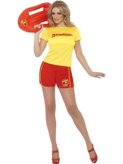 Baywatch Beach Costume-Costumes - Women-Jokers Costume Hire and Sales Mega Store