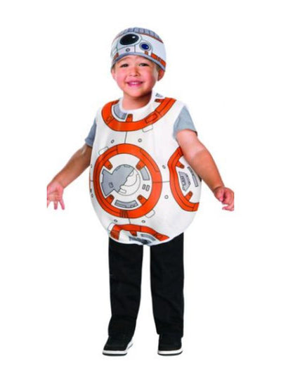 Bb-8 Toddler - Size 4Toddler-Costumes - Boys-Jokers Costume Hire and Sales Mega Store