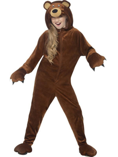 Bear Costume, Kids-Costumes - Girls-Jokers Costume Hire and Sales Mega Store