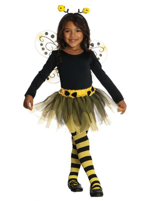 Bee - Size S-Costumes - Girls-Jokers Costume Hire and Sales Mega Store