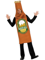 Beer Bottle - Size Std-Costumes - Mens-Jokers Costume Hire and Sales Mega Store