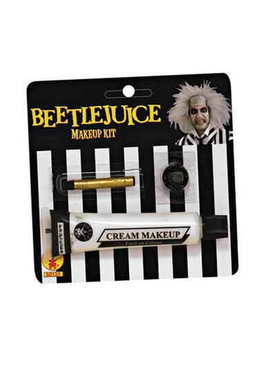 Beetlejuice Makeup Kit-Halloween Makeup & Special FX-Jokers Costume Hire and Sales Mega Store