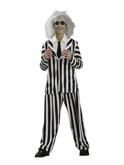 Beetlejuice - Size Teen-Costumes - Boys-Jokers Costume Hire and Sales Mega Store