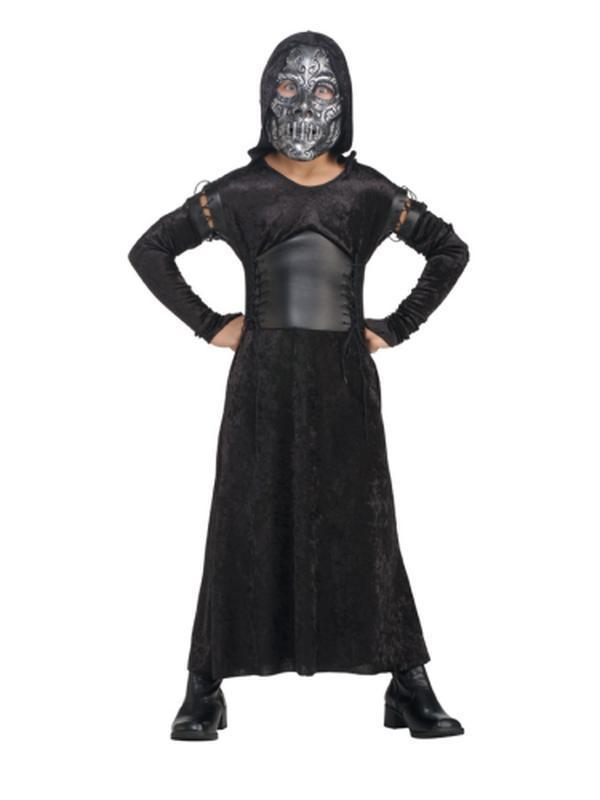 Bellatrix Death Eater Female - Size M-Costumes - Girls-Jokers Costume Hire and Sales Mega Store