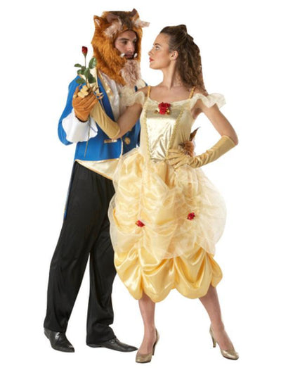 Belle Adult Costume - Size M-Costumes - Women-Jokers Costume Hire and Sales Mega Store