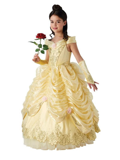 Belle Limited Edition Numbered Costume - Size L-Costumes - Girls-Jokers Costume Hire and Sales Mega Store