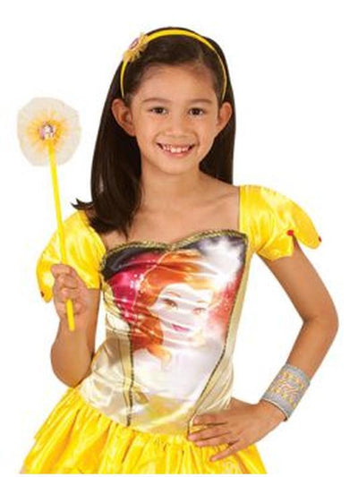 Belle Princess Top 6+-Costumes - Girls-Jokers Costume Hire and Sales Mega Store
