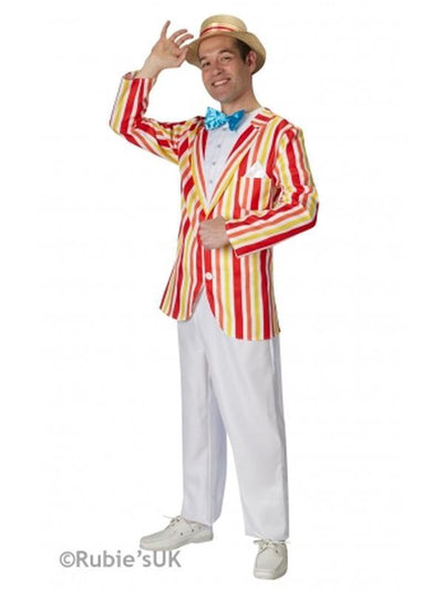 Bert (Mary Poppins) - Size Std-Costumes - Mens-Jokers Costume Hire and Sales Mega Store