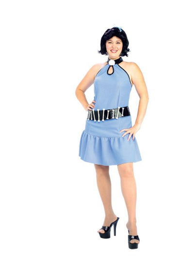Betty Rubble Adult - Size Plus-Costumes - Women-Jokers Costume Hire and Sales Mega Store