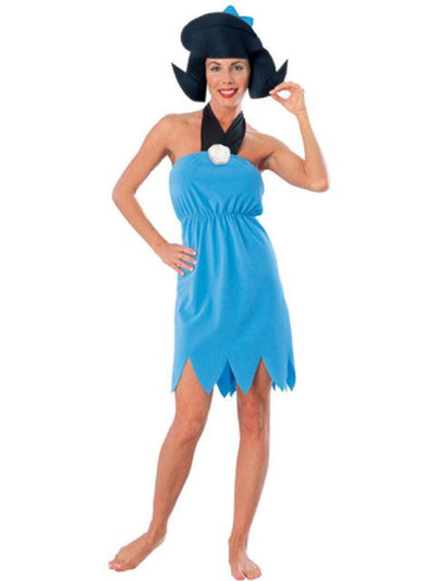 Betty Rubble Classic Costume - Size Std-Costumes - Women-Jokers Costume Hire and Sales Mega Store