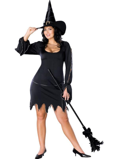 Bewitched Costume - Size Std-Costumes - Women-Jokers Costume Hire and Sales Mega Store