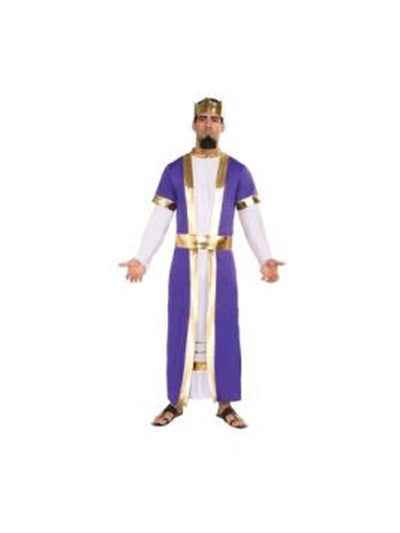 Biblical King Costume - Size Xl-Jokers Costume Mega Store