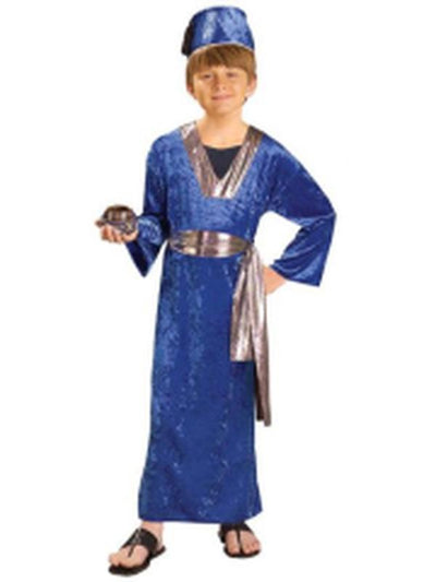 Biblical Times Wise Man Costume - Size M-Costumes - Boys-Jokers Costume Hire and Sales Mega Store