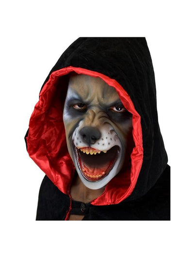 BIG BAD WOLF - FOAM PROSTHETIC-Make up and Special FX-Jokers Costume Hire and Sales Mega Store