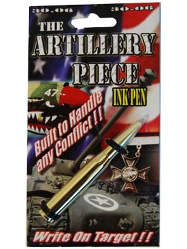 **Billy Bob Ink Pen - Artillery Piece**-Costume Accessories-Jokers Costume Hire and Sales Mega Store