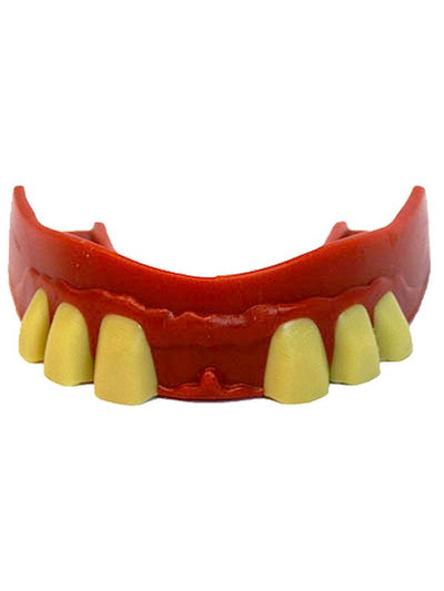 Billy Bob Mouth Guard - Cheap Shot-Teeth-Jokers Costume Hire and Sales Mega Store