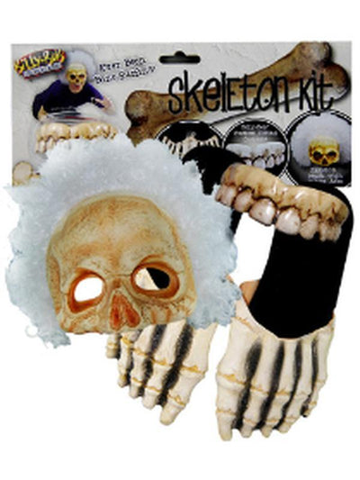 Billy Bob Skeleton Kit - Adult-Costumes - Mens-Jokers Costume Mega Store