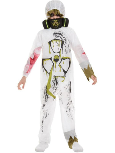 Biohazard Suit Costume-Costumes - Boys-Jokers Costume Hire and Sales Mega Store