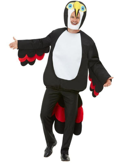 Bird Of Paradise Toucan Costume-Costumes - Women-Jokers Costume Hire and Sales Mega Store