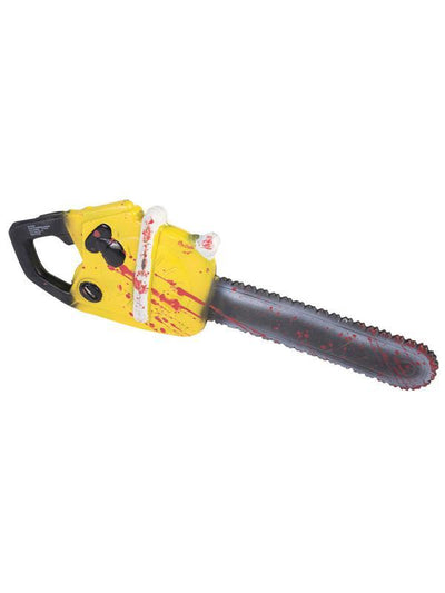 Bleeding Chainsaw Prop - 45cm-Weapons-Jokers Costume Hire and Sales Mega Store