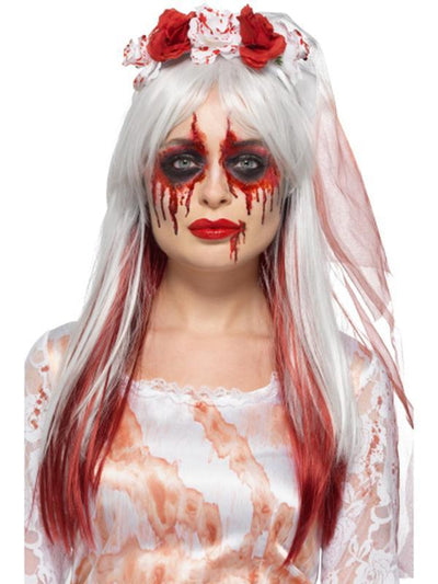Blood Drip Bride Cosmetic Kit-Make up and Special FX-Jokers Costume Hire and Sales Mega Store