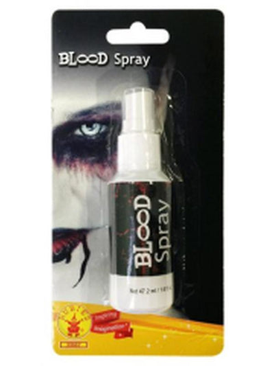 Blood Spray-Halloween Makeup & Special FX-Jokers Costume Hire and Sales Mega Store