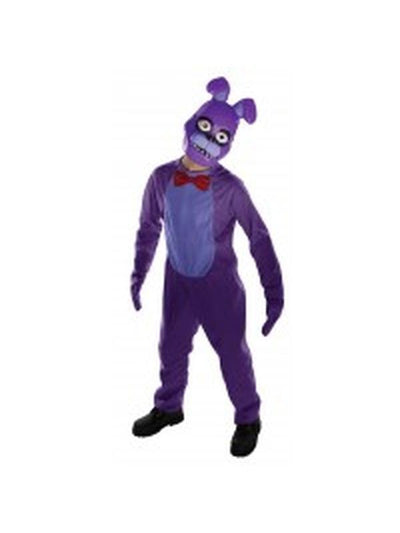 BONNIE COSTUME - SIZE TWEEN-Costumes - Girls-Jokers Costume Hire and Sales Mega Store