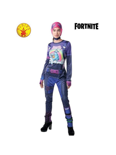 BRITE BOMBER COSTUME, ADULT-Costumes - Women-Jokers Costume Hire and Sales Mega Store