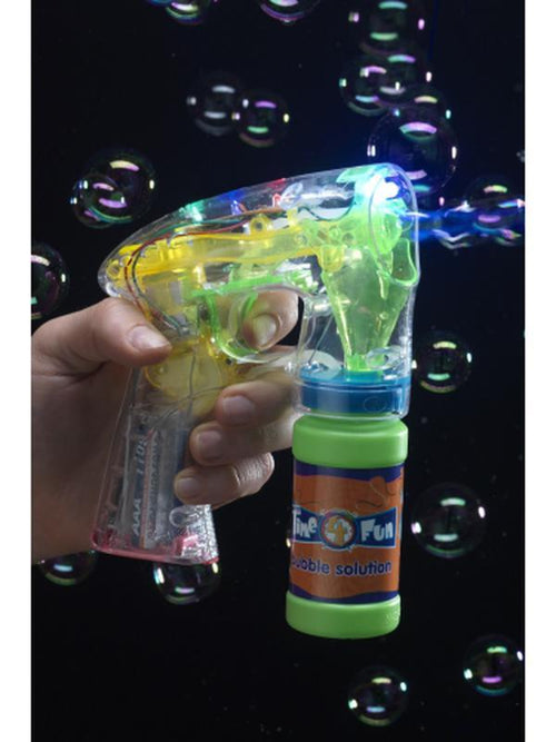 Bubble Gun-Weapons-Jokers Costume Hire and Sales Mega Store