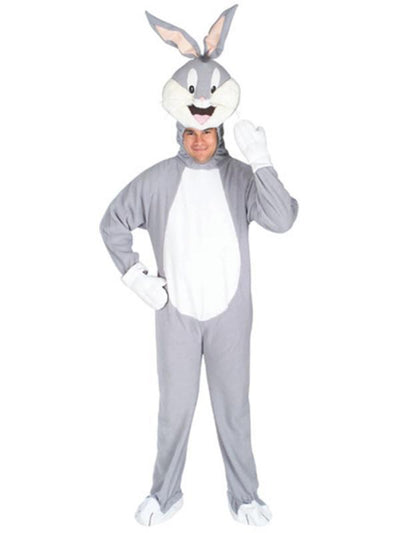 Bugs Bunny Adult - Size Std-Costumes - Mens-Jokers Costume Hire and Sales Mega Store