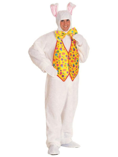 Bunny Costume Deluxe - Size Std-Costumes - Mens-Jokers Costume Hire and Sales Mega Store