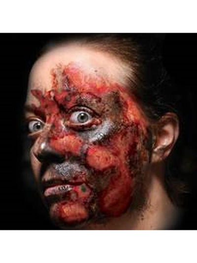 Burned Alive FX Temporary Tattoos-Make up and Special FX-Jokers Costume Hire and Sales Mega Store