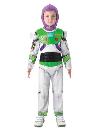 Buzz Deluxe Toy Story - Size 3-5-Costumes - Boys-Jokers Costume Hire and Sales Mega Store