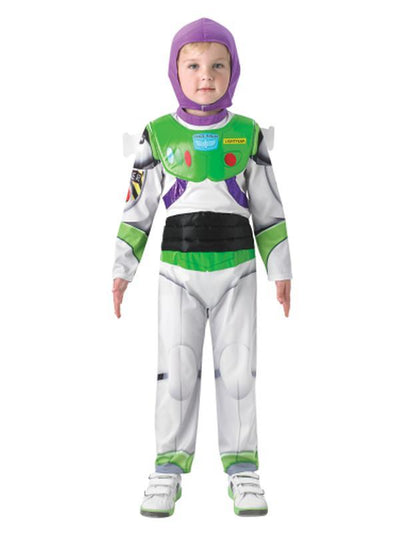 Buzz Deluxe Toy Story- Size 6-8-Costumes - Boys-Jokers Costume Hire and Sales Mega Store