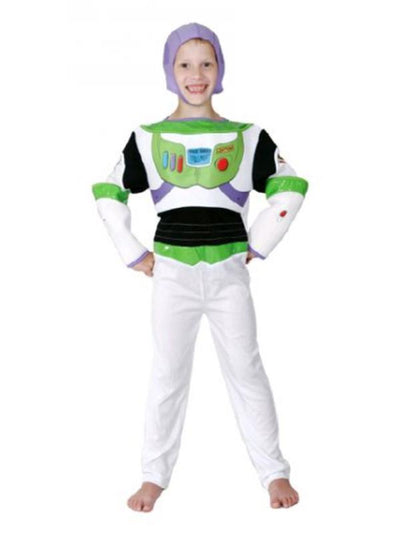 Buzz Lightyear Toy Story - Size 6-8-Costumes - Boys-Jokers Costume Hire and Sales Mega Store