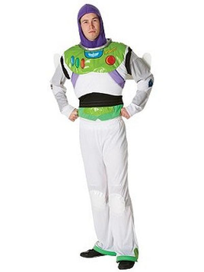 Buzz Lightyear Toy Story - Size Std-Costumes - Mens-Jokers Costume Hire and Sales Mega Store
