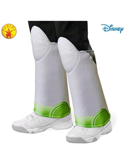 BUZZ TOY STORY 4 BOOT TOPS, CHILD-Costume Accessories-Jokers Costume Hire and Sales Mega Store