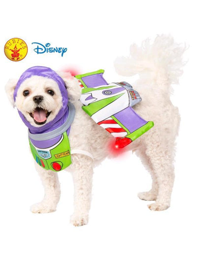 BUZZ TOY STORY DOG ACCESSORY, PET-Costumes - Pets-Jokers Costume Mega Store
