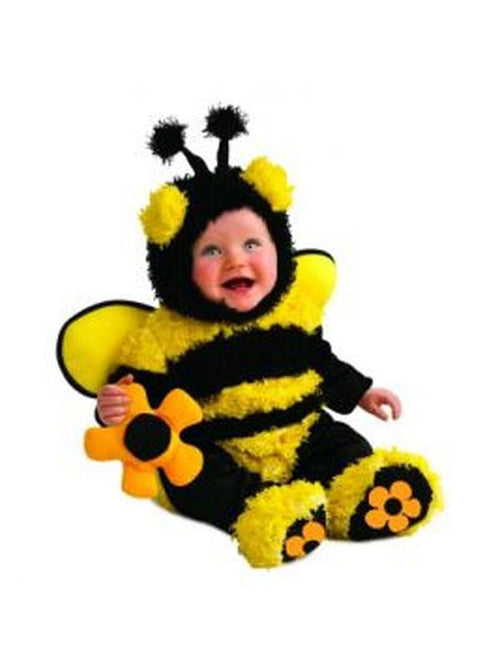 Buzzy Bee Costume - Size Infant-Costumes - Girls-Jokers Costume Hire and Sales Mega Store