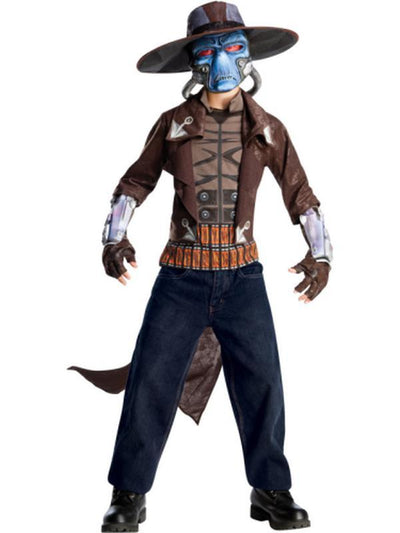 Cad Bane Star Wars Child - Size L-Costumes - Boys-Jokers Costume Mega Store