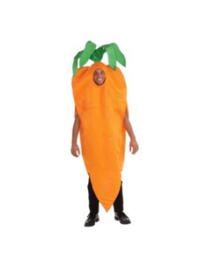 Carrot Costume - Size Std-Costumes - Mens-Jokers Costume Hire and Sales Mega Store