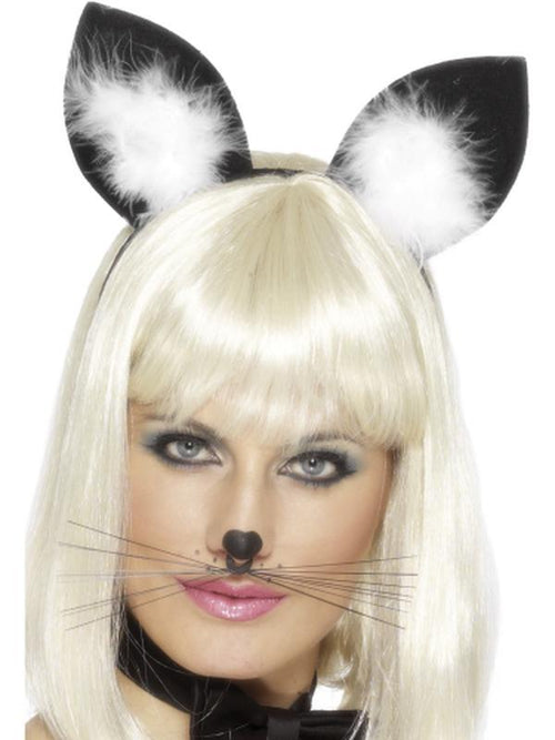 Cat Ears-Masks - Animal-Jokers Costume Hire and Sales Mega Store