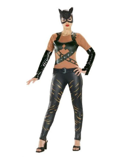 Catwoman Adult - Size L-Costumes - Women-Jokers Costume Mega Store