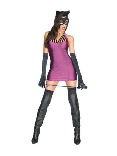 Catwoman Secret Wishes Costume - Size L.-Costumes - Women-Jokers Costume Hire and Sales Mega Store