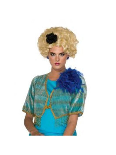 Chaperone Hunger Games Wig Adult-Wigs-Jokers Costume Hire and Sales Mega Store