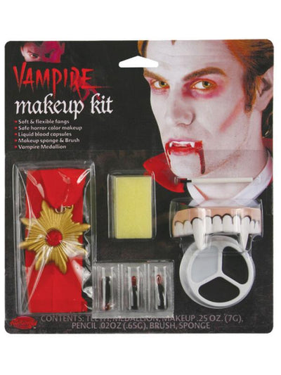 Character Make Up Kit - Vampire-Halloween Makeup & Special FX-Jokers Costume Hire and Sales Mega Store