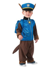 Chase Paw Patrol - Size S-Jokers Costume Mega Store