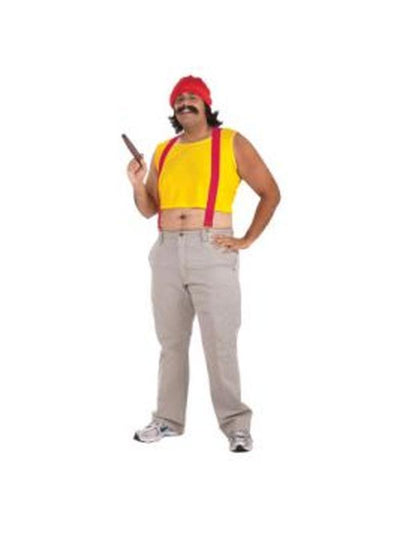 Cheech Costume - Size Std-Costumes - Mens-Jokers Costume Hire and Sales Mega Store