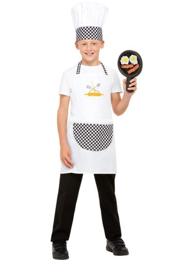 Chef Kit-Costumes - Boys-Jokers Costume Hire and Sales Mega Store