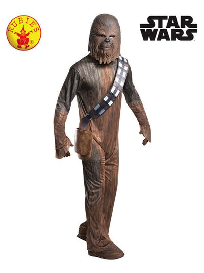 CHEWBACCA CLASSIC COSTUME - SIZE STD-Costumes - Mens-Jokers Costume Hire and Sales Mega Store